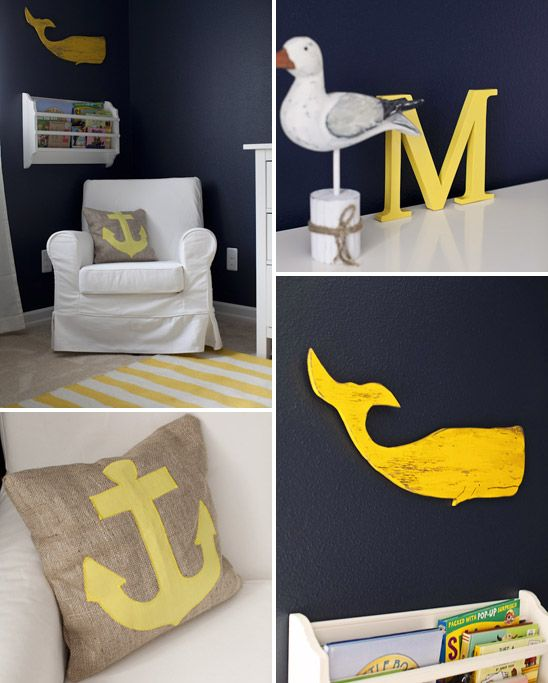 Daydreaming absolutelybositively for Nautical themed room