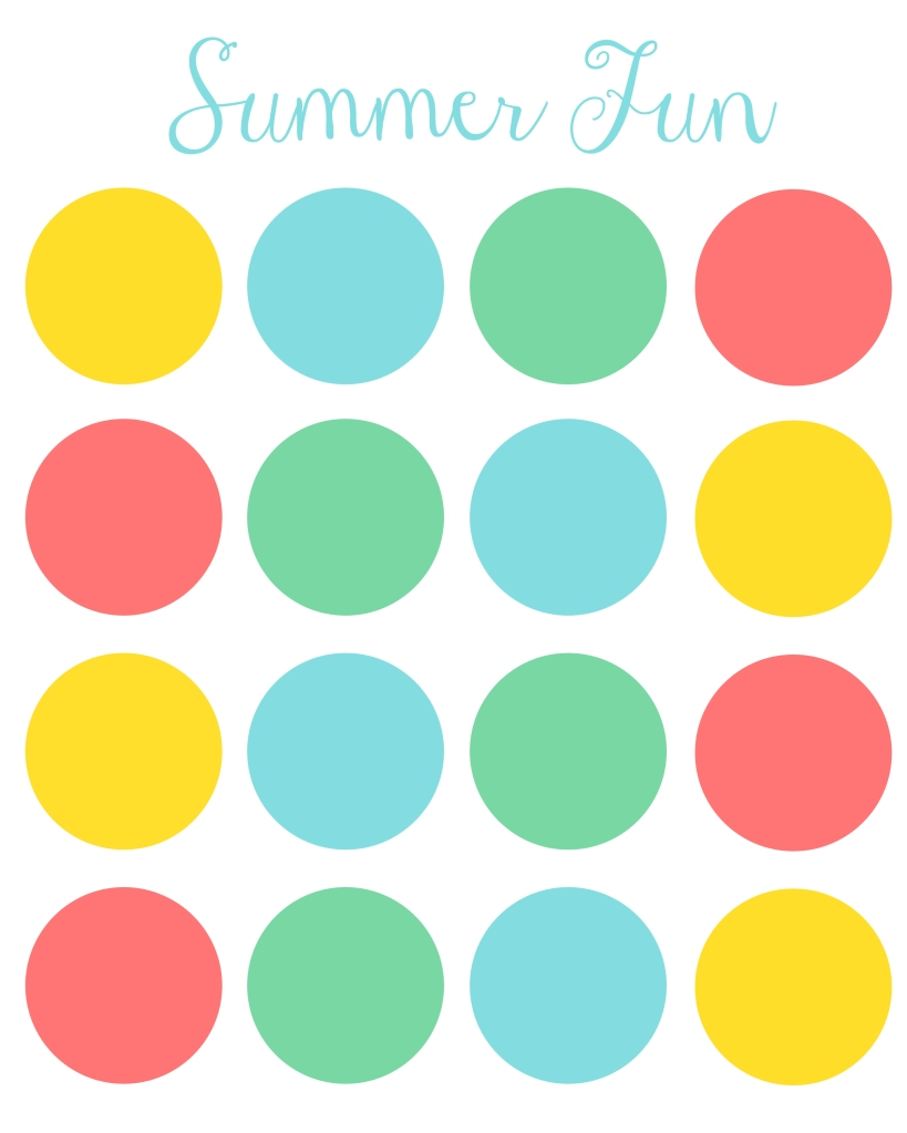 SummerFunPrintable
